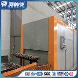 6063 fábrica de revestimiento en polvo de color brillante para la decoración de perfiles de aluminio