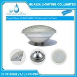 IP68 12V PAR56 LEDの水中プールライト