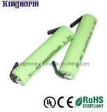 AAA 1.2V 800mAh Low Self Discharge nickel Metal of hydrides Battery with Solder Lugs
