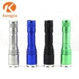 De Emergencia Exterior de 5 pines USB de aluminio ultra brillante Linterna LED recargable