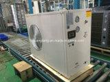 Coverter를 급수하는 고능률 열 펌프 공기