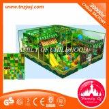 Le Château de vilains enfants doux Terrain de jeux intérieur de l'équipement de terrain de jeu