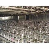 Automatische Bespuitende Lijn voor de Fles van het Glas