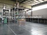 Sistema de mezcla y transportador de procesamiento por lotes por lotes automático