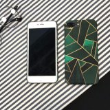 Novo disco Gráfico geométrico moda PC Phone para iPhone 7 Plus