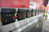 máquina de dobra da placa da especificação 63t2500
