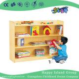 キャビネット(HG-4604)が付いている幼稚園の順序の木の本箱