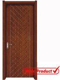 Heiße Verkaufs-Qualitäts-feste hölzerne Tür mit Form-Entwurf Sw-873