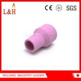 Ugello di ceramica dell'allumina 0315035 per il cannello per saldare di TIG