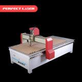 Gravure de travail du bois de couteau de commande numérique par ordinateur de laser et machine de découpage parfaites à vendre