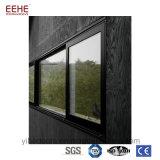 Ventana de cristal elegante de desplazamiento de la ventana del obturador del vidrio de ventana de aluminio
