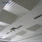 Tarjeta perforada del techo del metal del aluminio a prueba de calor
