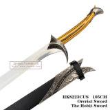 패 105cm HK8223cus를 가진 Hobbit Thorin 칼 Orcrist 칼
