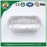2018 Hogar Contenedor de papel de aluminio de buena calidad para la Alimentación 750ml