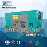 50квт 100 квт 150квт Silent дизельного двигателя электрический генератор