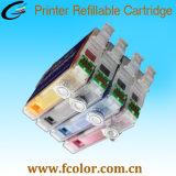 T2521-4 remplissage de cartouche d'encre pour EPSON WORKFORCE WF7110 WF7610 Imprimante