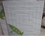 칼슘 규산염 널 관통되는 방음 천장 건물 물자