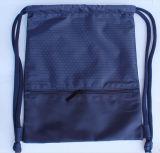 防水ポリエステルドローストリングのバックパック、スポーツ袋