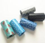 De doggie-gedrukte Plastic Zak van het Achterschip van de Hond van het Afvalprodukt van het Huisdier van nieuw-Ontwerp