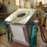 中間周波数の炉が付いている50kg鋼鉄誘導の溶ける炉