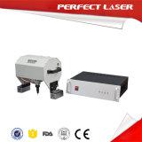 Machine de gravure de bureau de Pin de POINT de plaque signalétique pour le métal