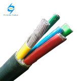 Precio de los proveedores de China 25 35 50 70 95 mm cable eléctrico de cobre