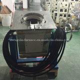 中間周波数20kg鉄か鋼鉄溶けるKgpsの誘導加熱