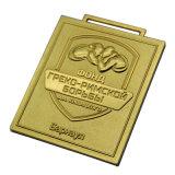 卸し売りカスタム金属の実行賞メダル