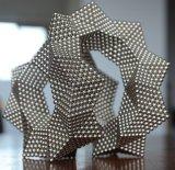 Beste Magneet 5mm van de Zeldzame aarde van de Magneet van de Verkoop Permanente de Ballen van de Magneet van het Neodymium van het Gebied