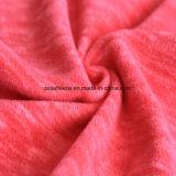 Ватка влияния печатание катиона микро-, ткань куртки (plum+off-white)