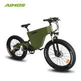 """Gordura 26"""" 9 bicicletas eléctricas do motor da velocidade do elevador eléctrico de aluguer e de aluguer"""