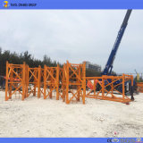 Bajo precio al por mayor de la construcción de grúas torre