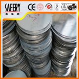 Una buena calidad 2B 304 316 El Círculo de acero inoxidable 316L
