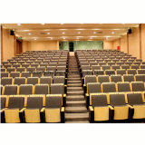 나무로 되는 영화관 시트 연회 경기장 회의 가구에 의하여 이용되는 최신 판매 교회 쌓을수 있는 회의 의자