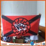 屋外広告のためのポーランド人のハングの旗