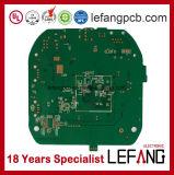 PCB платы с печатным монтажом OSP с зеленой маской припоя