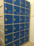 ロッカーの巧妙なブランド6のドアのABSプラスチックロッカー(LE32-6)