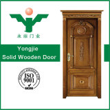 Comtemporaryの合成の空か固体木の内部の木製の安いドア