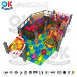 Центр крытое Plarground детей конструкции изготовления на заказ разнообразия новый