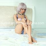 Sydollは目の日本のかわいいシリコーンの性の人形の女の子を閉じた