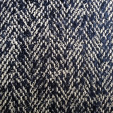 Boucle abrigo de tweed de lana tejido tejidos Boucle