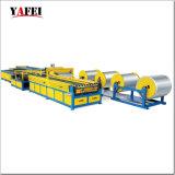 Macchina di produzione del condotto di HVAC per la fabbricazione del condotto di ventilazione