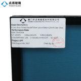 Vidrio inferior azul marino vendedor caliente de la doble vidriera de E