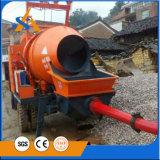 Fait dans la pompe industrielle de mélangeur concret de la Chine