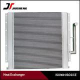 Échangeur de chaleur universel d'aluminium de Wuxi pour Kobelco
