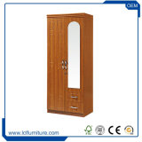 Armoire moderno su ordinazione del Governo del guardaroba del MDF della Cina di prezzi all'ingrosso della fabbrica