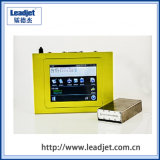 Leadjet A100 A200 caracteres grandes Fecha de la Caja de cartón Máquina de codificación