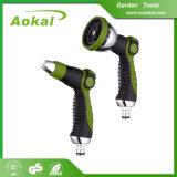 Ugello del tubo flessibile di giardino che pulisce lo spruzzatore portatile del giardino e del prato inglese