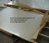 Feuilles laminées à chaud d'acier inoxydable de qualité (316L) utilisées pour les pots d'échappement, l'échangeur de chaleur, et les boulons inoxidables