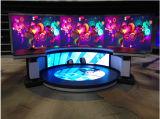 P3 192*96mm Color interior módulo LED